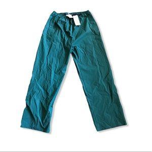 Columbia IBEX Forest Green Waterproof Rain Pants